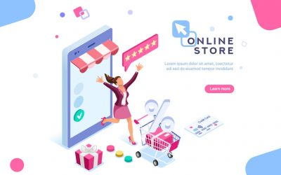 How to setup a online shop